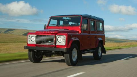 Land Rover Defender de segunda mano