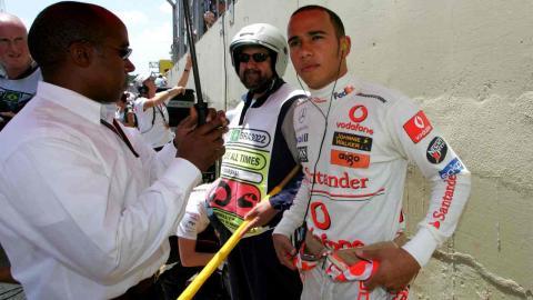 Lewis Hamilton campeón