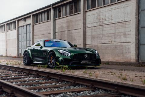Mercedes-AMG GT Fostla