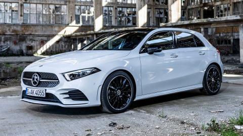 Mercedes renting