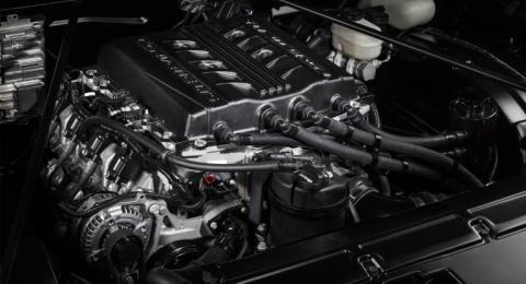 Motor Chevrolet