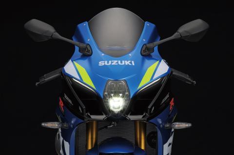 Nueva Suzuki GSX-R1000 2019