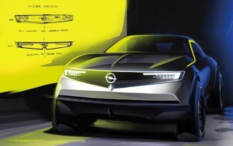 Opel Kompass y Opel Vizor
