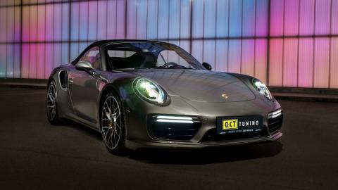 Porsche 911 Turbo S Cabriolet by O.CT