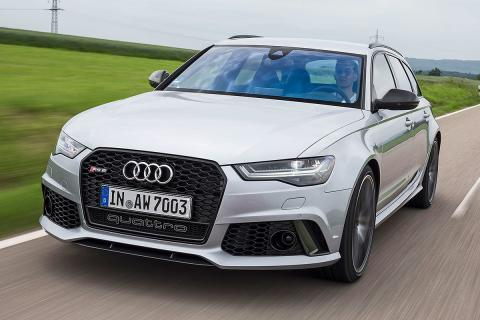 Prueba: Audi RS 6 Avant Performance