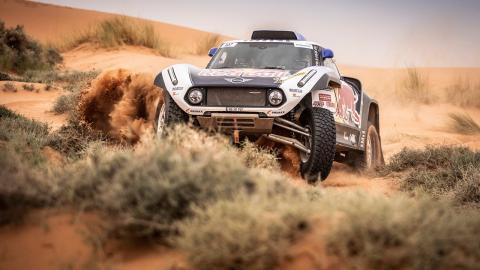 Rally Marruecos 2018