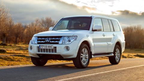 Rivales Toyota Land Cruiser