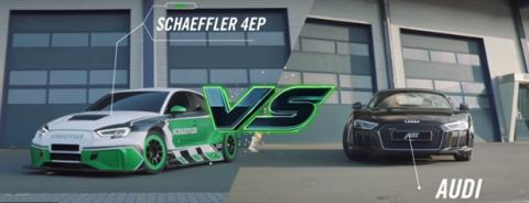 Schaeffler 4ePerformance Concept