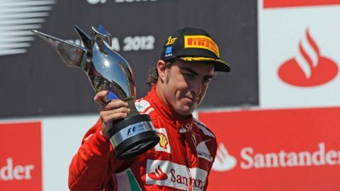 Alonso gana en el GP Europa Valencia