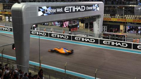 Alonso meta Abu Dhabi