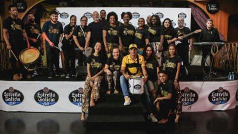 Carlos Sainz en el GP de Brasil