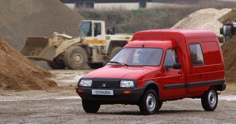 Citroën C15 o Renault Express