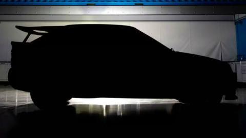 Ford Escort Cosworth de Ken Block