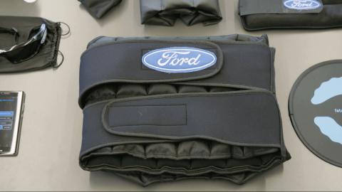 Ford Traje sueño