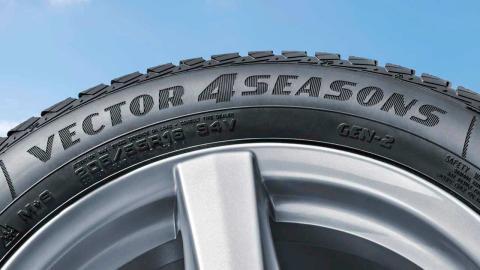 GoodYear Vector 4Seasons
