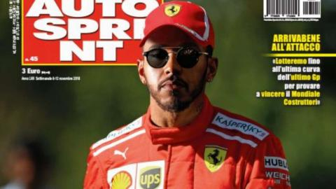 ¿Hamilton a Ferrari?