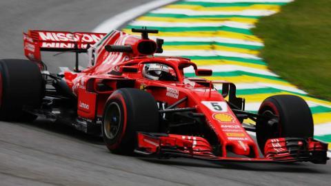 Libres 1 GP Brasil