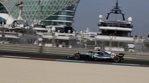 Libres 3 de Abu Dhabi