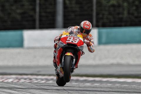 Marc Márquez vence la Carrera MotoGP Malasia 2018