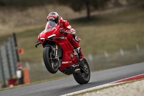 Nueva Ducati Panigale V4 R 2019