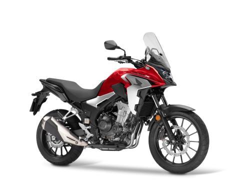 Nueva Honda CB500X 2019