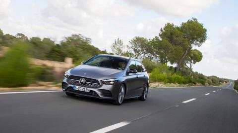 Nuevo Mercedes Clase B 2019