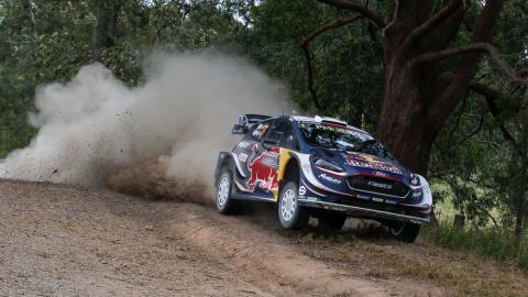 Ogier campeón WRC 2018