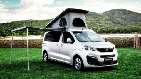 Peugeot Traveller by Tinkervan
