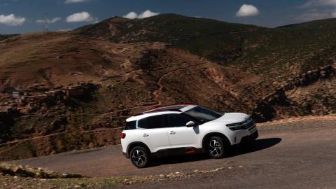 El nuevo modelo de Citroën ahora es un SUV
