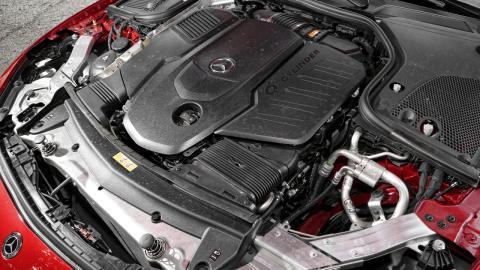 Prueba del Mercedes CLS 350d