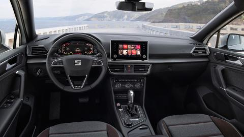 Prueba Seat Tarraco 1.5 TSI 150 CV (interior)