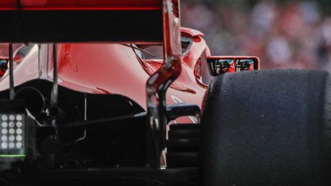 Retrovisor F1