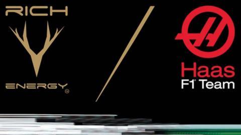 Rich Energy y Haas