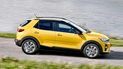 SUV por menos de 20.000 euros: Kia Stonic