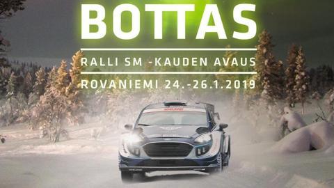 Bottas Artic Rally