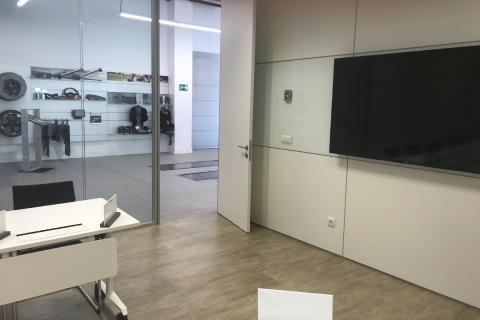 Centro de Formación de Volkswagen Group España Distribución,