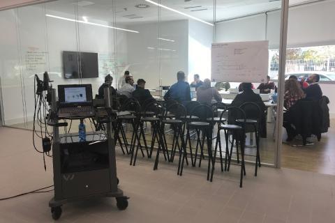 Centro de Formación de Volkswagen Group España