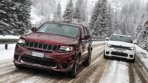 Jeep Winter Experience 2018/2019 (carretera)