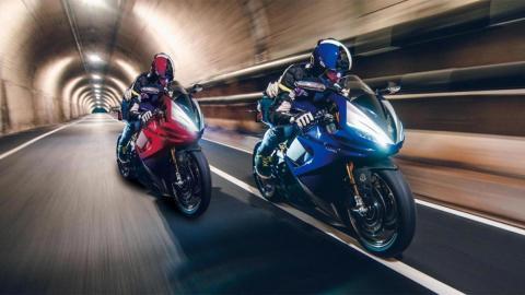 motos eléctricas deportivas altas prestaciones