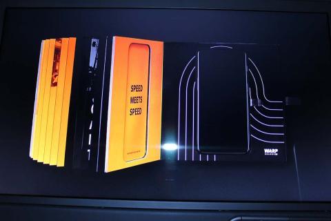 Nuevo OnePlus 6T McLaren Edition en Woking
