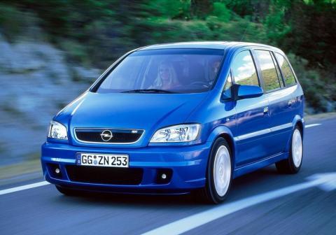 Opel Zafira o Renault Scénic