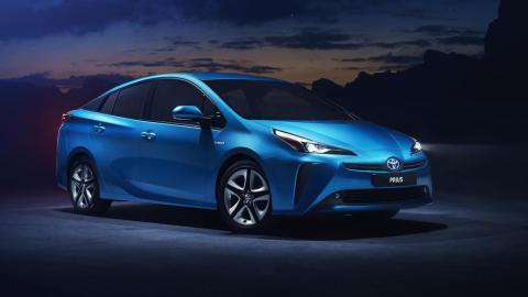 Precio Toyota Prius 2019