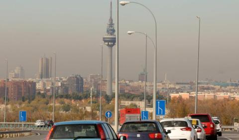 Protocolo por contaminación de Madrid: qué significa cada escenario