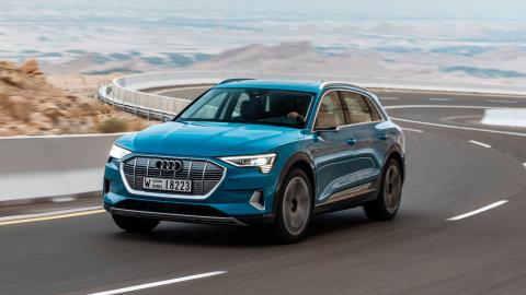 Prueba Audi e-tron 2019