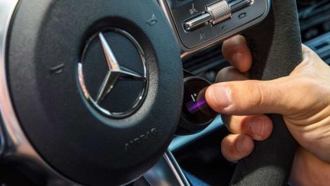 Prueba Mercedes-AMG A35