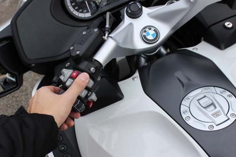 Prueba de la nueva BMW R 1250 RT 2019