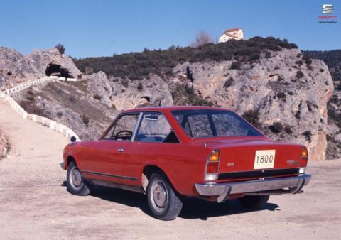 Seat 124 Sport