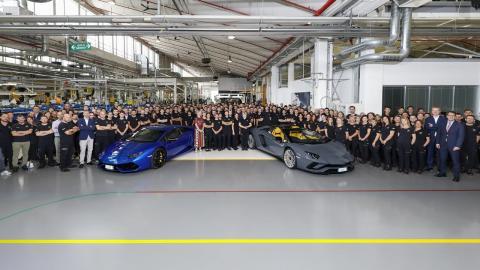Stefano Domenicali/Lamborghini