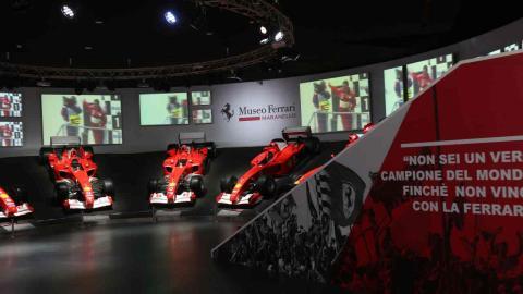 """Exposición """"Michael 50"""" Michael Schumacher"""