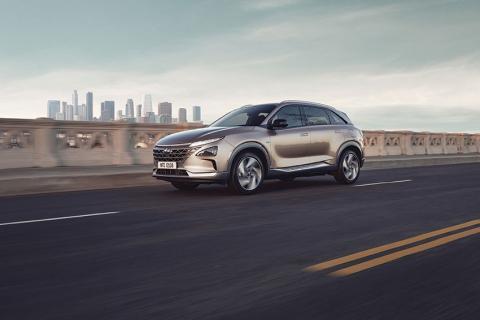 Hyundai NEXO autobild